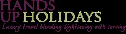Hands Up Holidays Logo