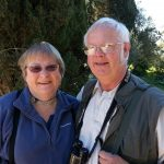 Jean and Tony Mercer, UK
