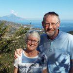 John and Linda Marshall, UK