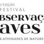 Logo festival observação aves Sagres